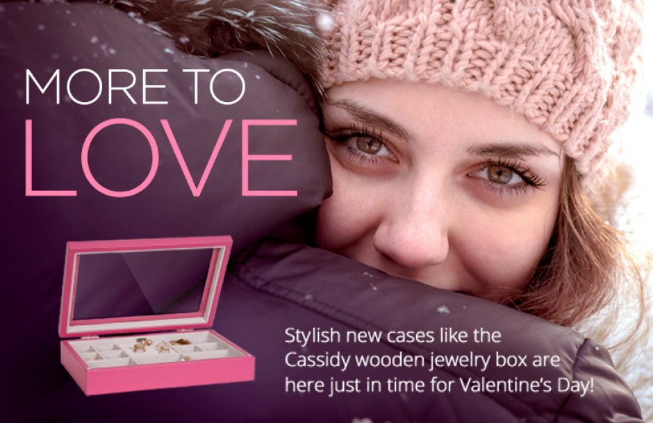 There's More to Love this Valentine's Day: Think Outside of the Chocolate Box