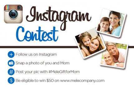 Mele & Co. Intagram Contest