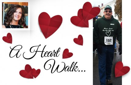 A Heart Walk: Mele & Co. Blog Post by Mele's VP of Ecommerce Margaret Graniero