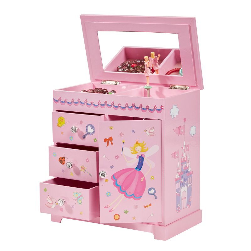 $63.00  sc 1 st  Mele u0026 Co. & Ballerina Jewelry Boxes and Musical Jewelry Boxes for Children ... Aboutintivar.Com