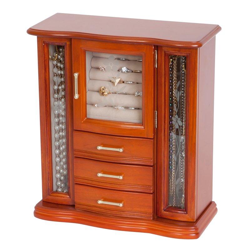 Richmond Wooden Jewelry Box | Mele & Co.